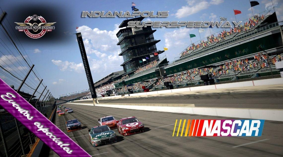 Elección coches NASCAR Indy11