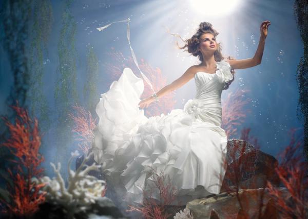 Disney se lance dans la robe de mariée - Page 5 Alfred10