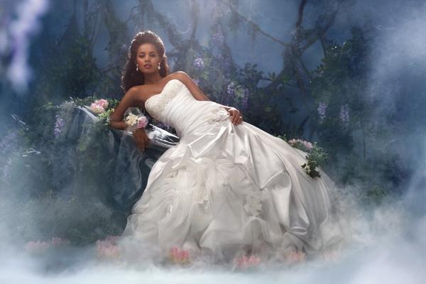 Disney se lance dans la robe de mariée - Page 5 Alfred16