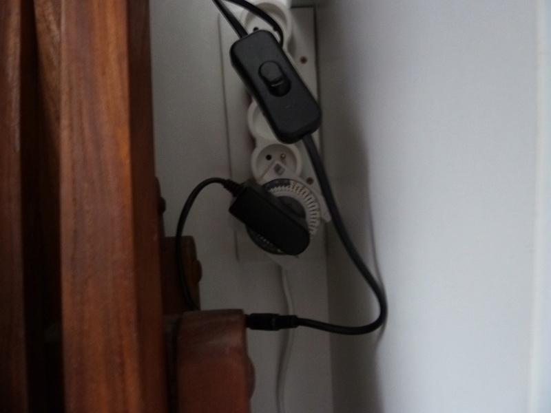 Rampe LED et Température P1020712