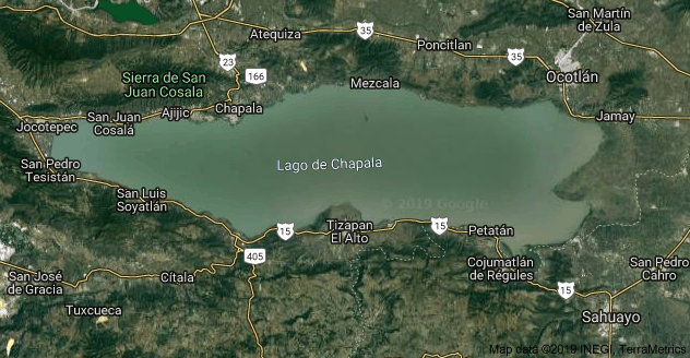Lake Chapala - Extrapolated Lake Levels For 2019 Rainy Season - Page 2 Datatx10