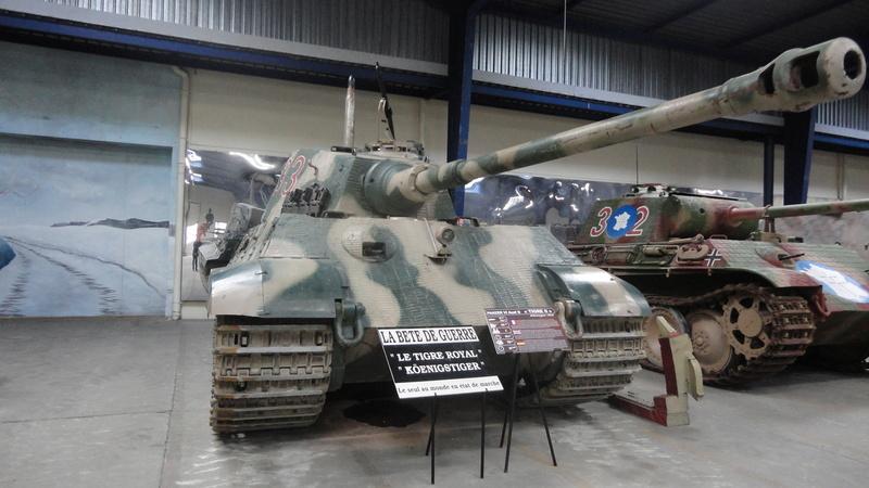 tiger - king tiger Ausf b de chez ZVEZDA  Dsc04510