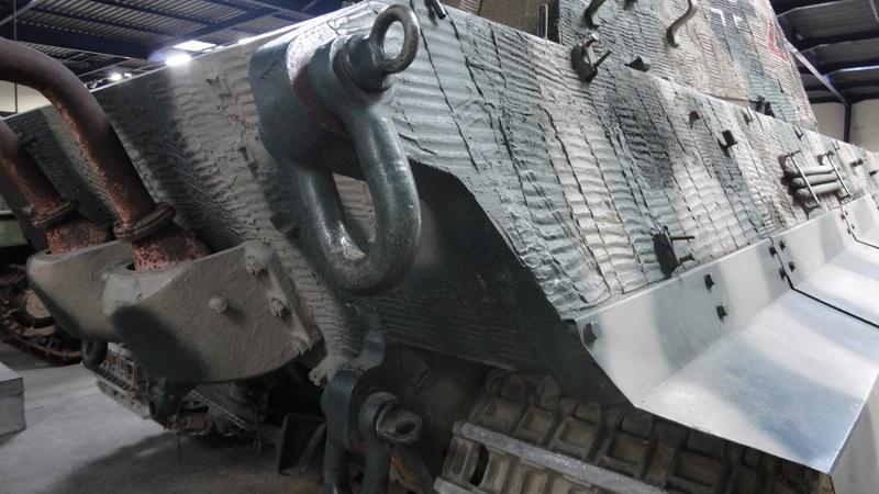 tiger - king tiger Ausf b de chez ZVEZDA  Dsc04517