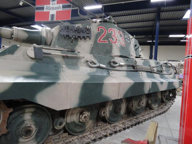 tiger - king tiger Ausf b de chez ZVEZDA  Visite18