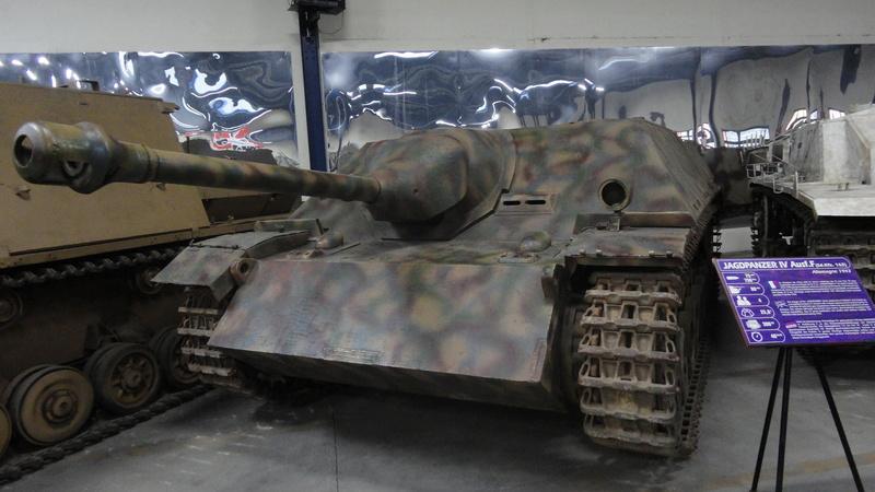 Tiger II, essais cam fin de conflit Visite70