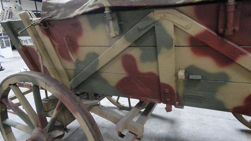 Tiger II, essais cam fin de conflit Visite76