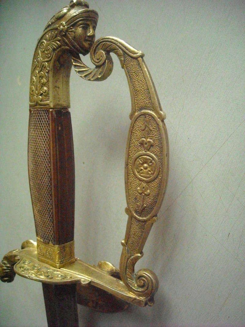 L'épée - Monarchie de juillet Dscn0515