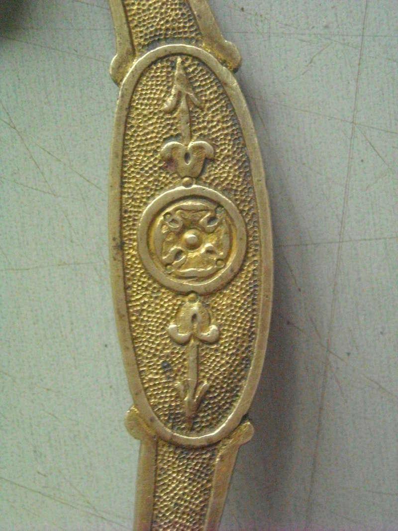 L'épée - Monarchie de juillet Dscn0518