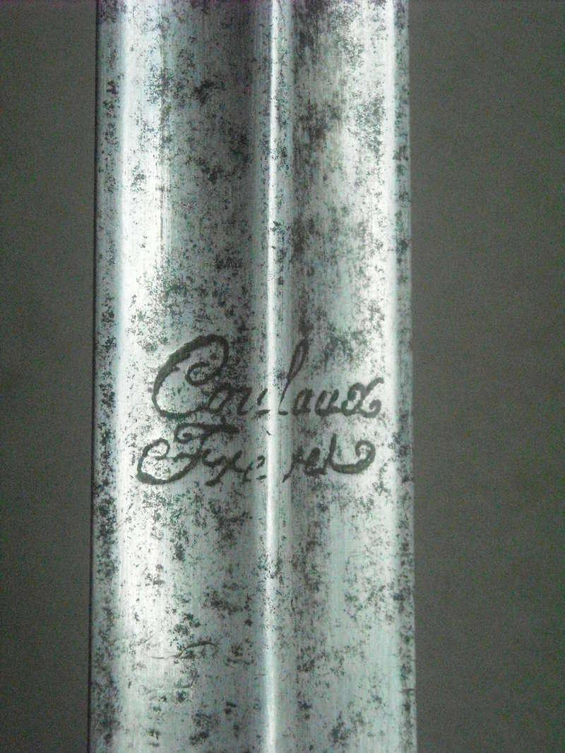 L'épée - Monarchie de juillet Dscn0520