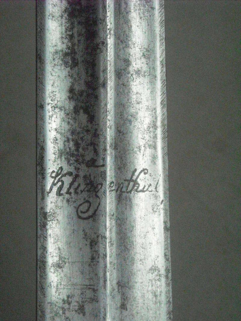 L'épée - Monarchie de juillet Dscn0521