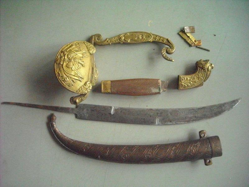 L'épée - Monarchie de juillet Dscn0525