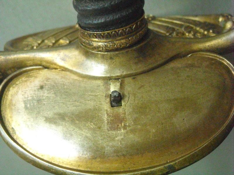 L'épée d'un médecin militaire, modèle 1837 Dscn0710