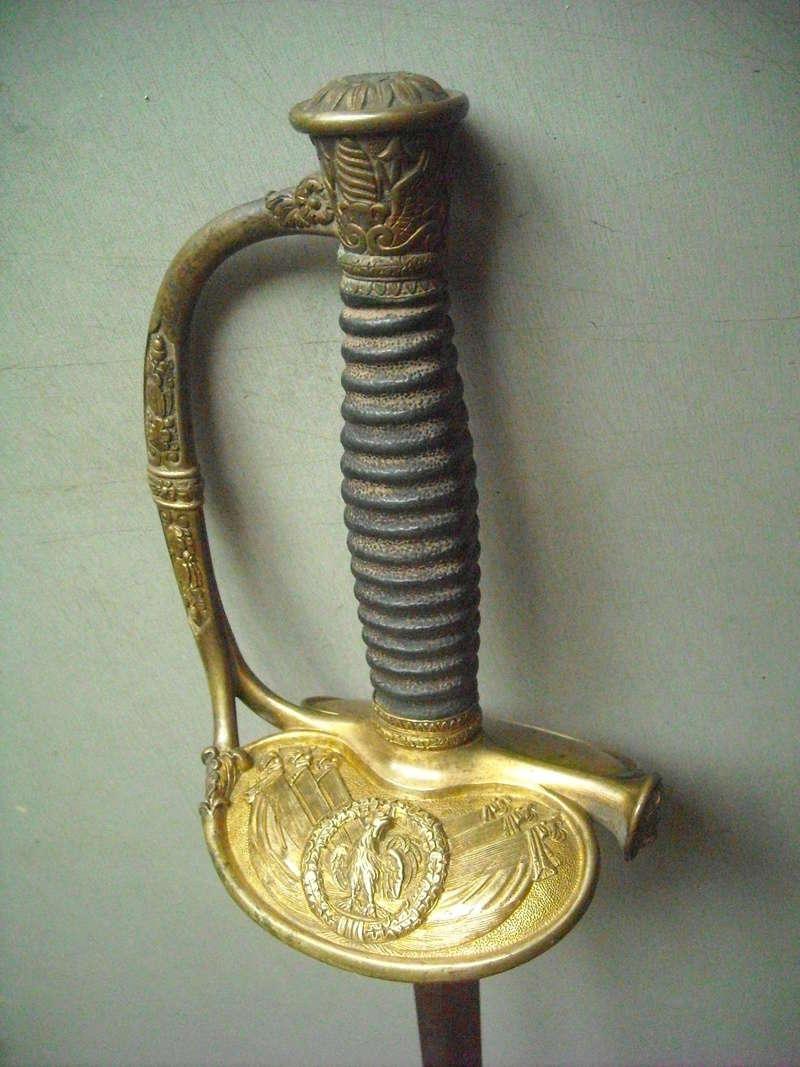 L'épée d'un médecin militaire, modèle 1837 Dscn0715