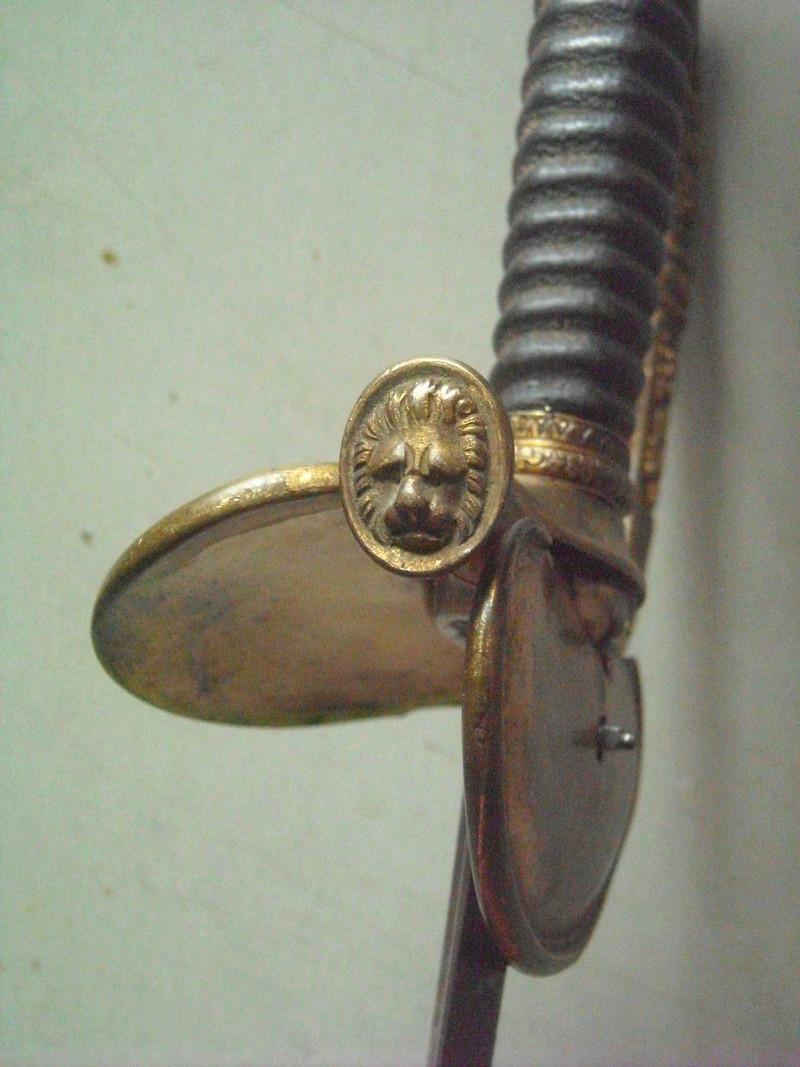 L'épée d'un médecin militaire, modèle 1837 Dscn0717