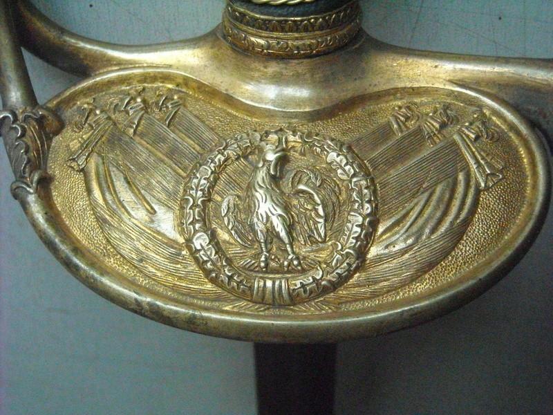 L'épée d'un médecin militaire, modèle 1837 Dscn0721
