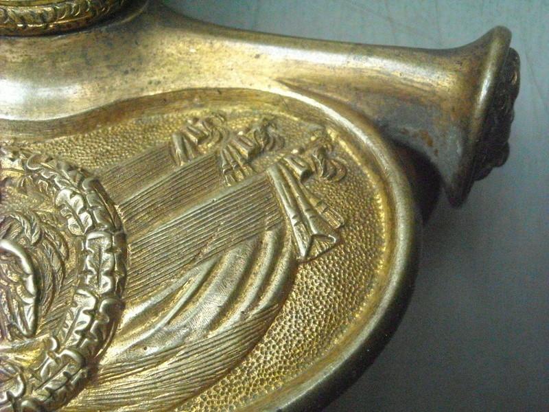 L'épée d'un médecin militaire, modèle 1837 Dscn0722