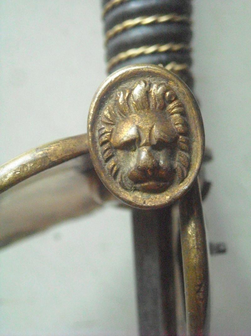L'épée d'un médecin militaire, modèle 1837 Dscn0723