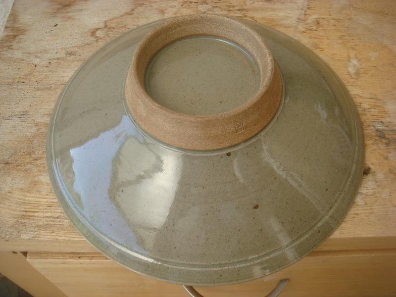David Schlapobersky & Felicity Potter, Bukkenburg Pottery, SA - DSFP mark Copied10