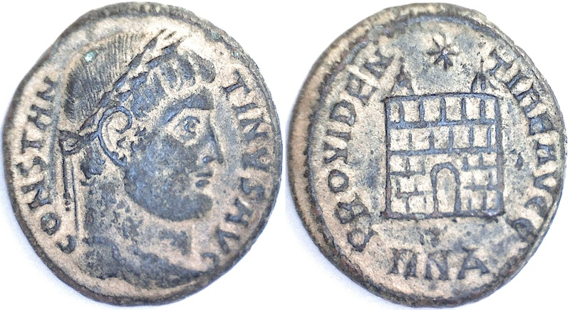 Les Portes, les GE, les louves et les autres monnaies - Page 19 411