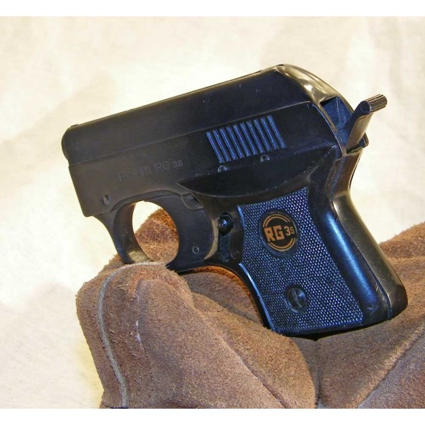 Revolver et pistolet d'alarme 651-1312