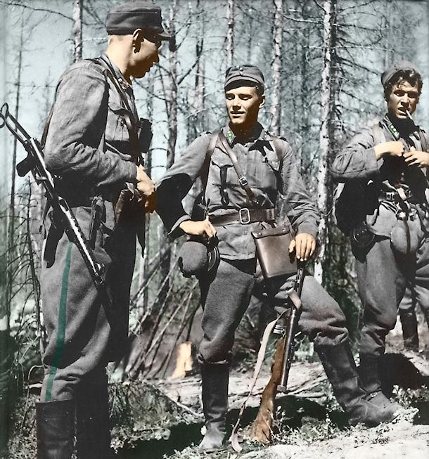 Pistolet mitrailleur 37/39 Suédois. Tornin10