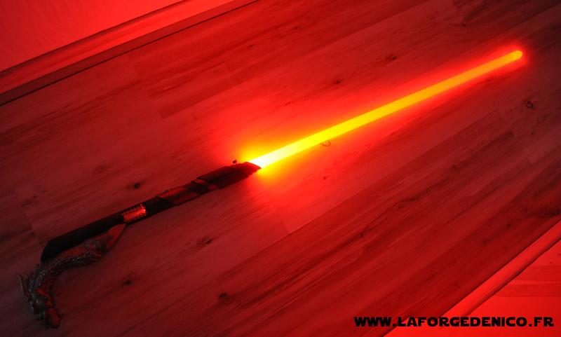 La Forge de Nico - Sabre Canne Dragon Dsc_0138
