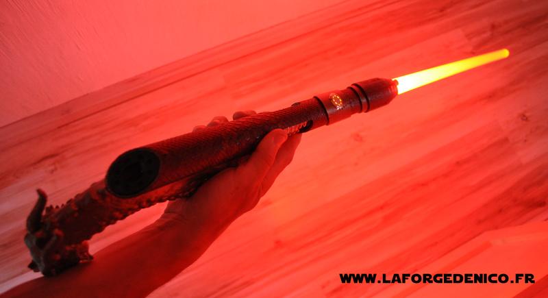 La Forge de Nico - Sabre Canne Dragon Dsc_0139