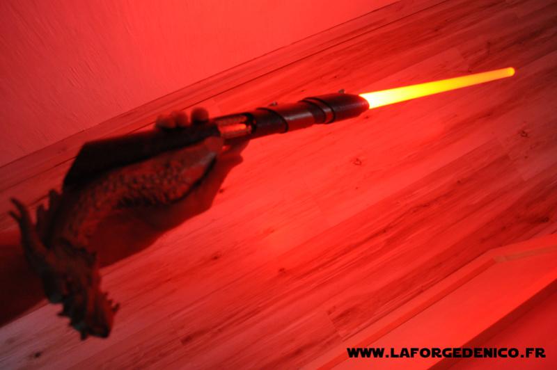 La Forge de Nico - Sabre Canne Dragon Dsc_0141