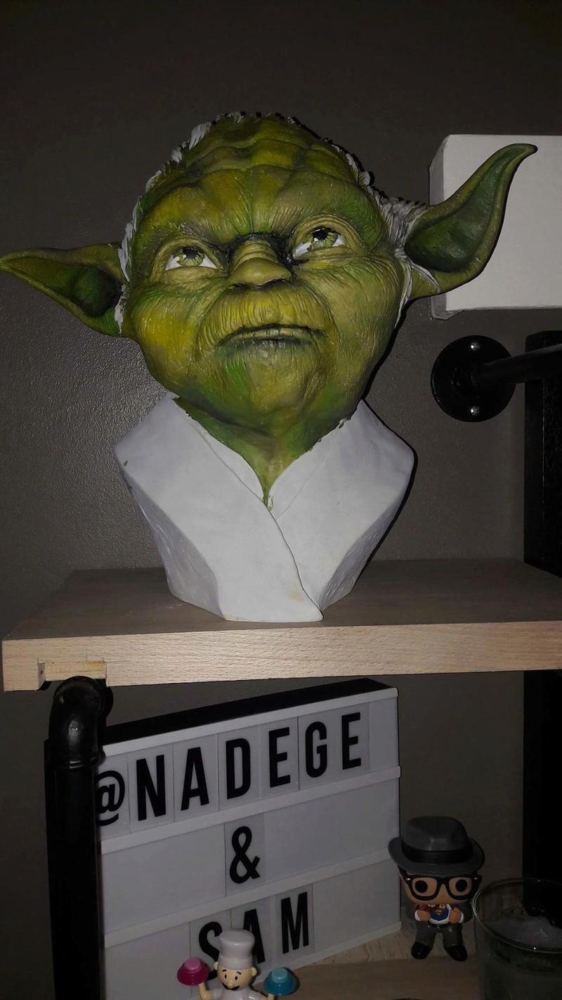 Yoda épisode III échelle 1 Receiv16
