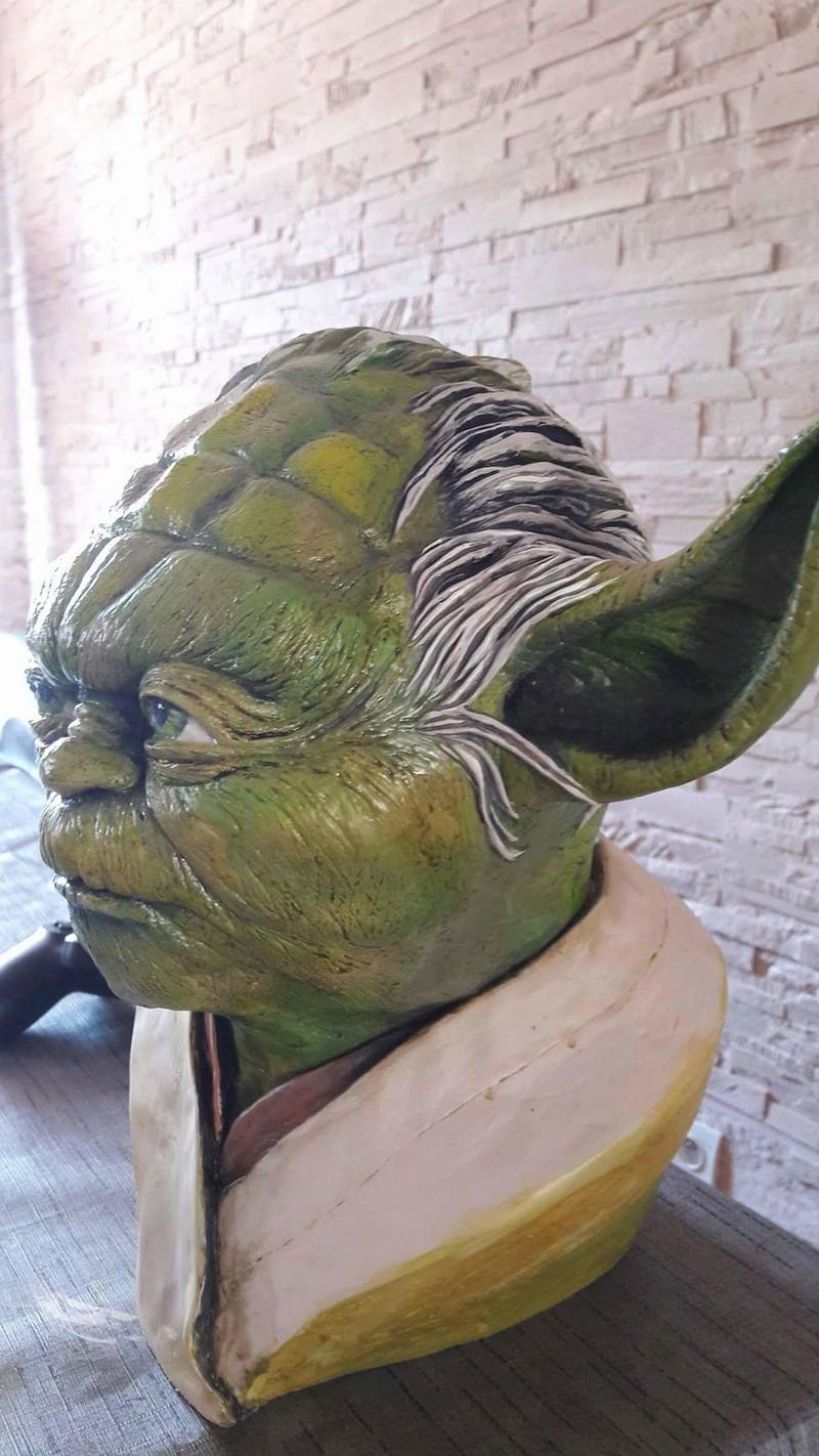Yoda épisode III échelle 1 Receiv17