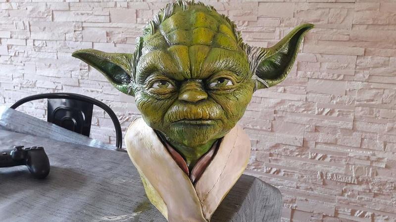 Yoda épisode III échelle 1 Receiv20