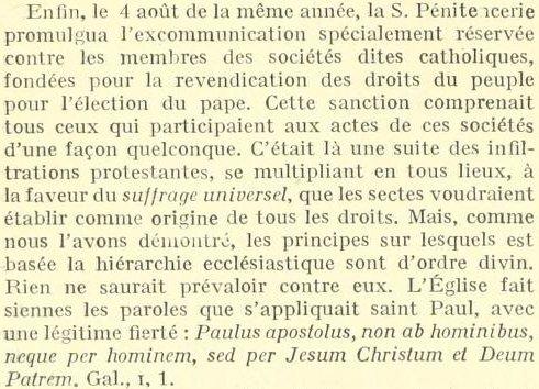 L'oeuvre de désacralisation de la fonction pontificale par Bergoglio - Page 4 9a370b10