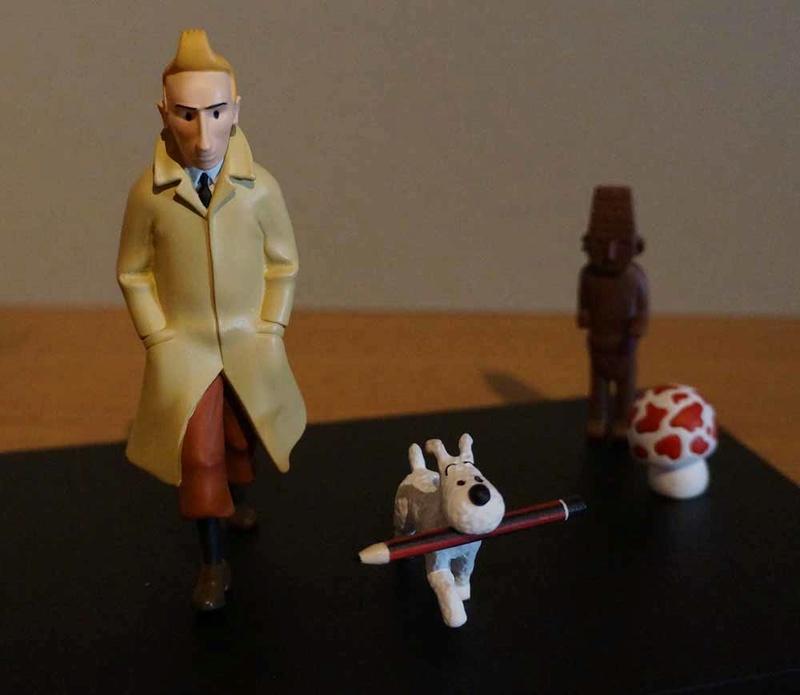 mise en peinture de figurines Tintin - Page 6 Dsc00717