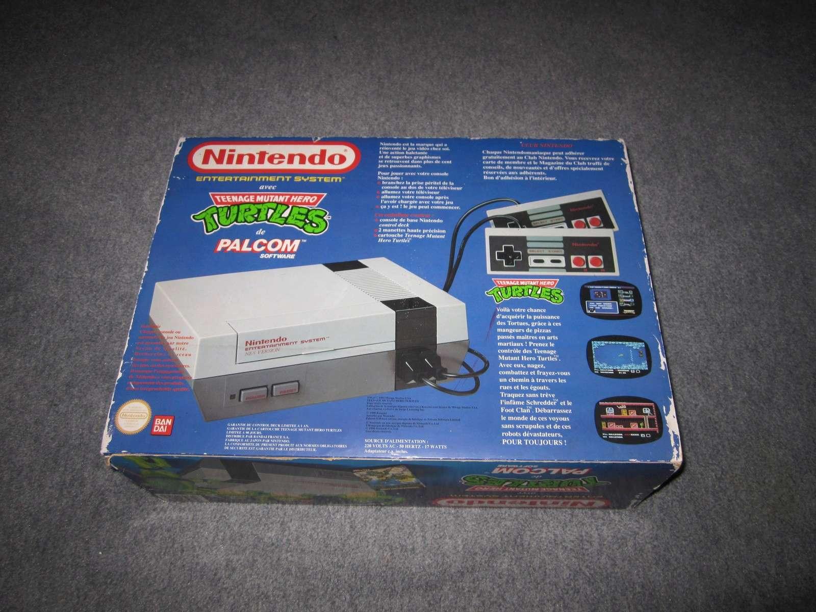 [ESTIM] - NES pack turtles + 3 jeux Img_2110