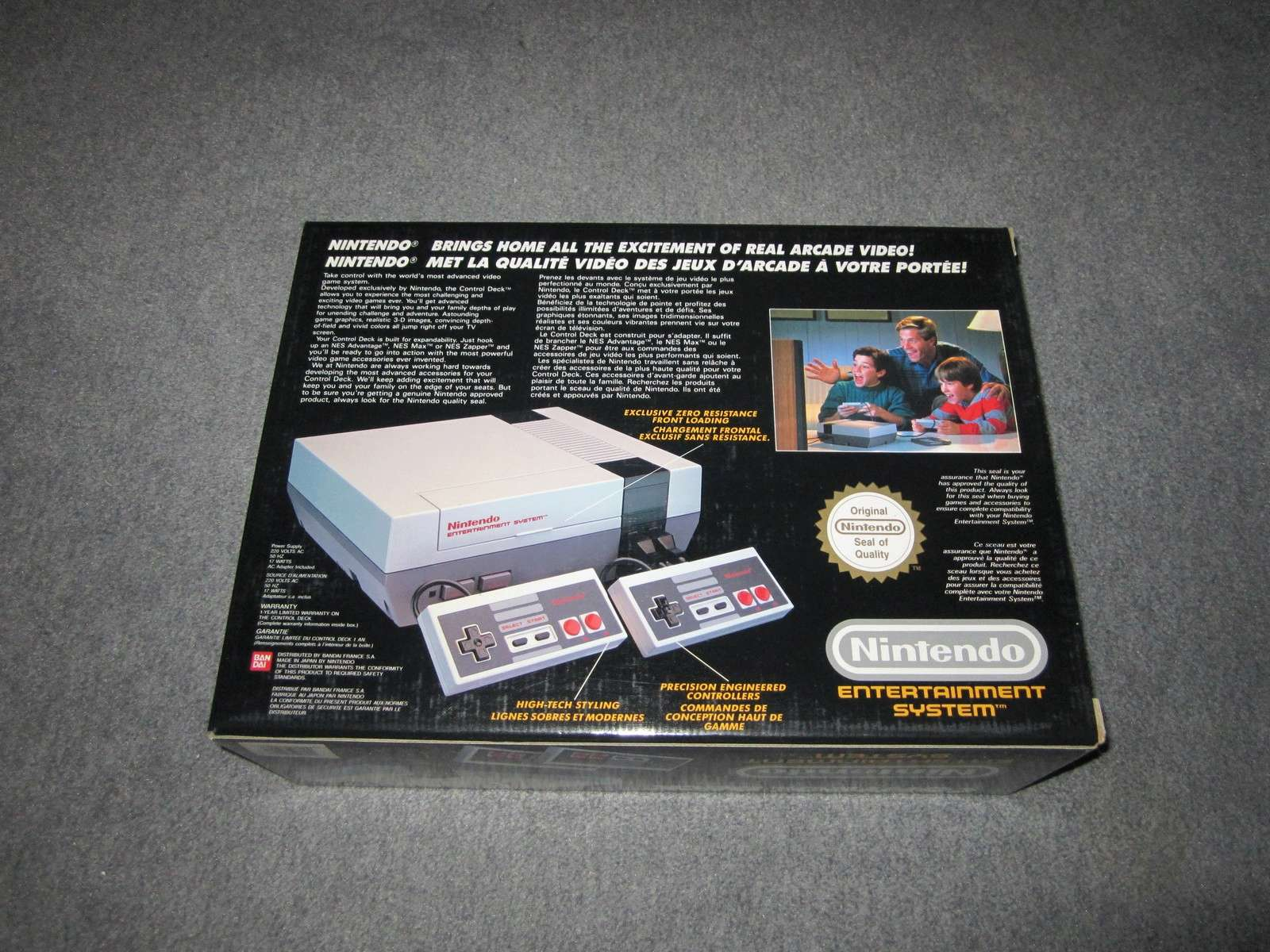 [ESTIM] - NES pack turtles + 3 jeux Img_2114