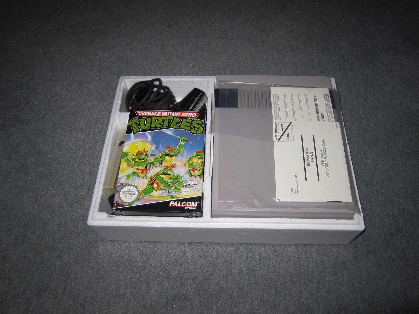 [ESTIM] - NES pack turtles + 3 jeux Img_2119