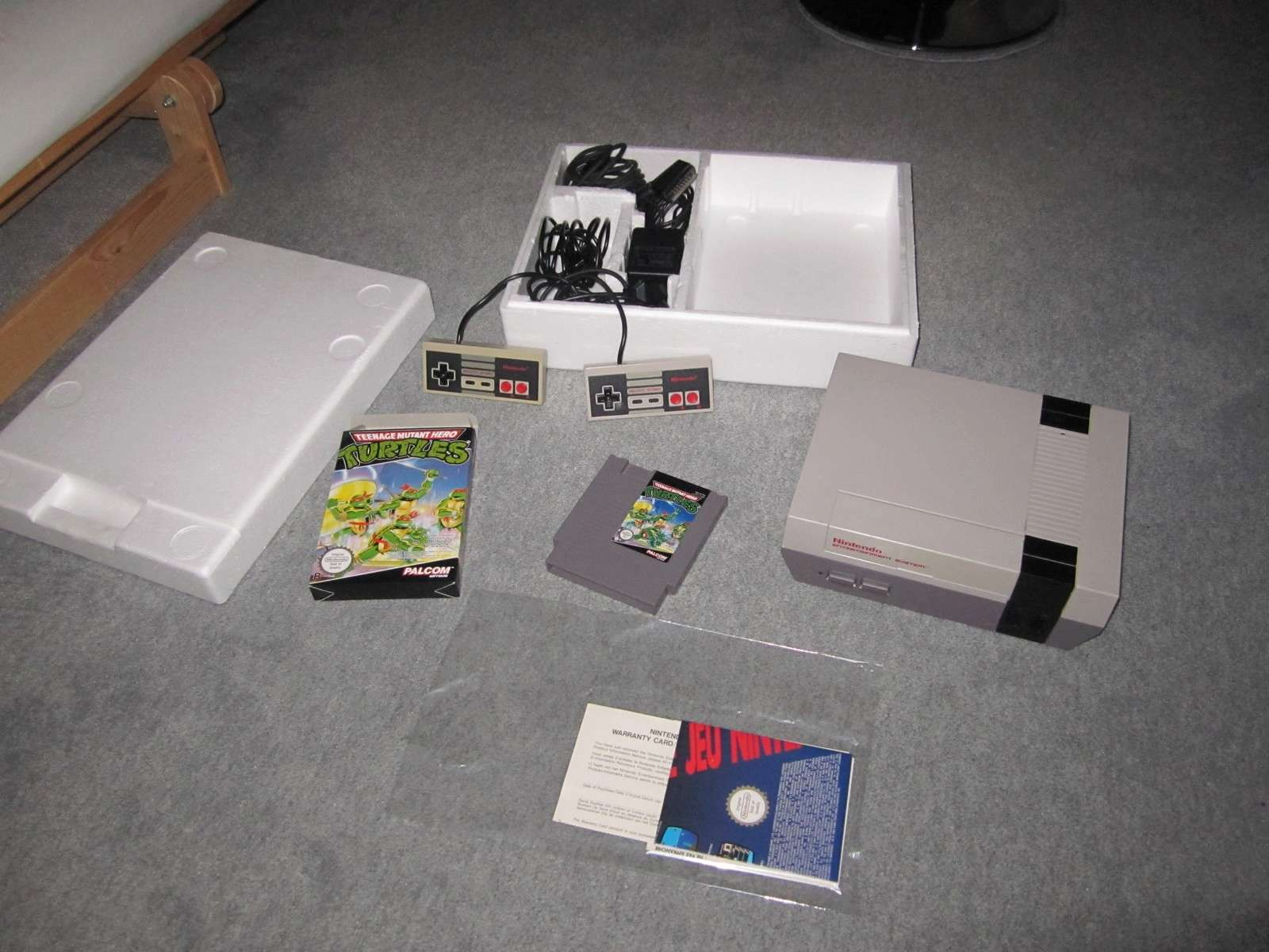[ESTIM] - NES pack turtles + 3 jeux Img_2120