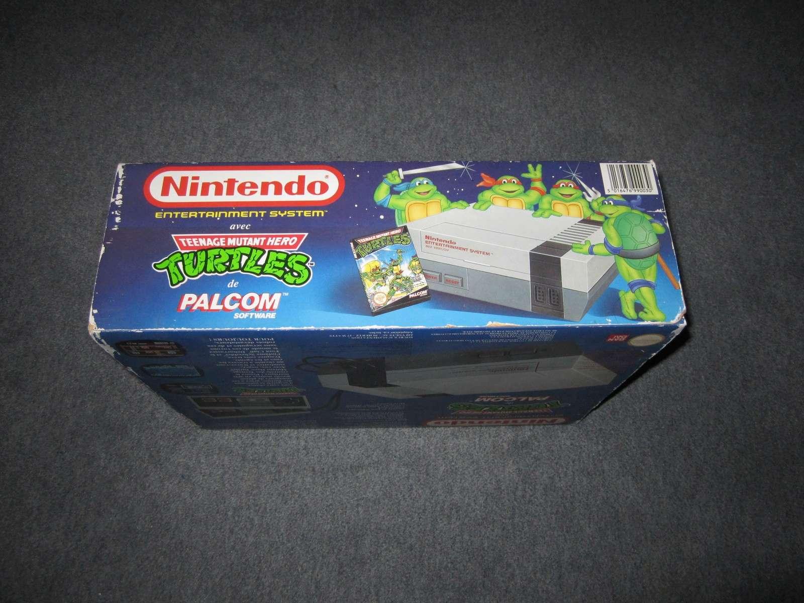 [ESTIM] - NES pack turtles + 3 jeux Img_2122