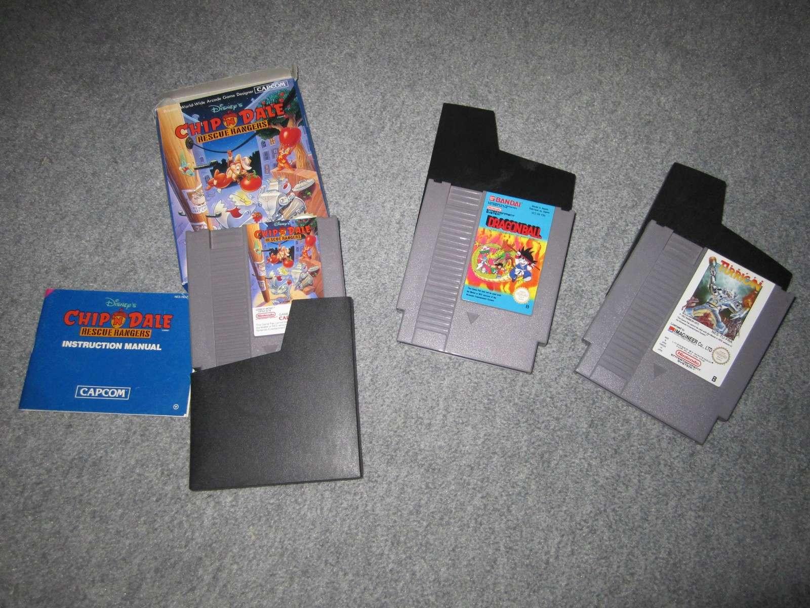 [ESTIM] - NES pack turtles + 3 jeux Img_2124