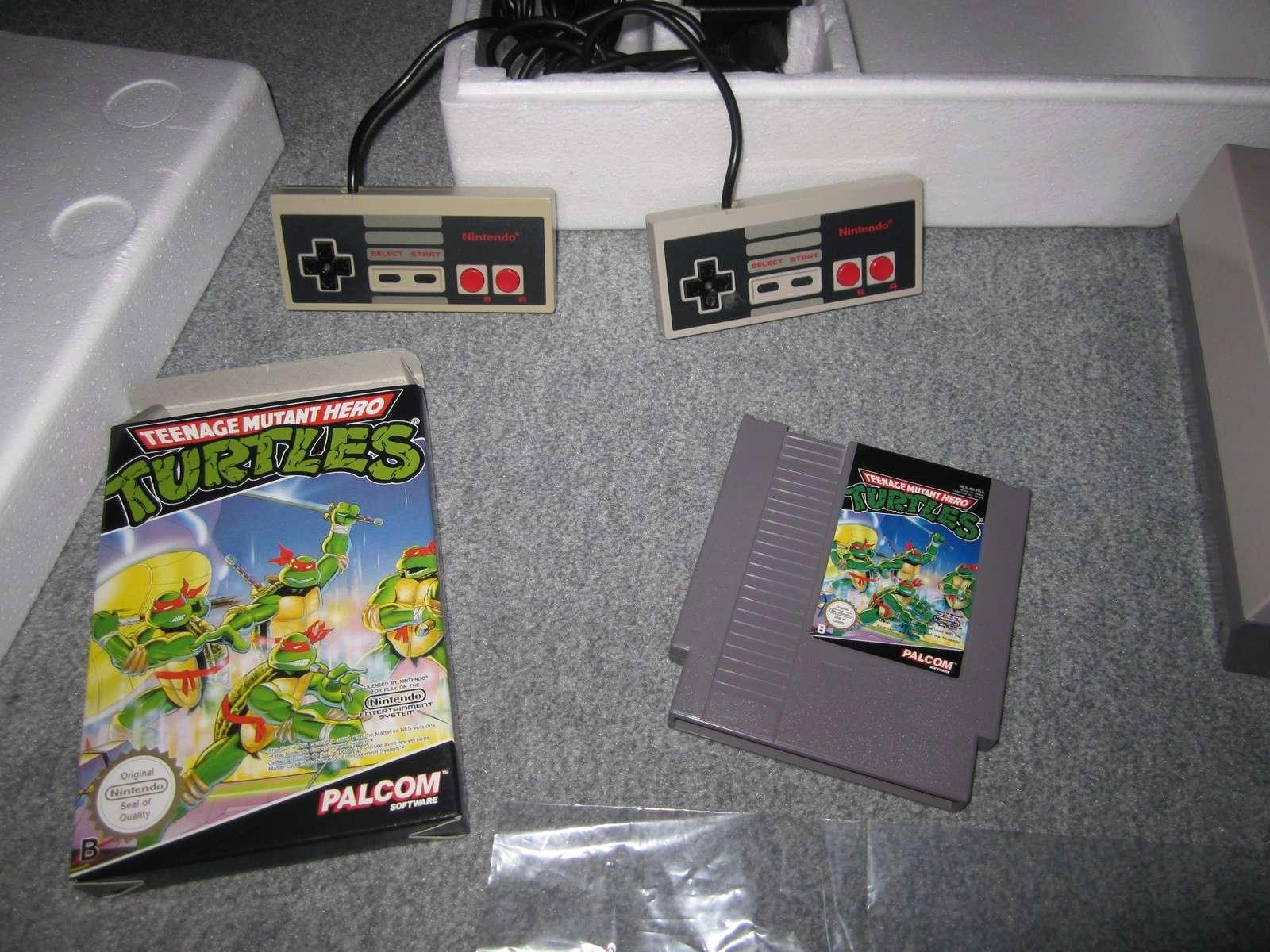[ESTIM] - NES pack turtles + 3 jeux Img_2126