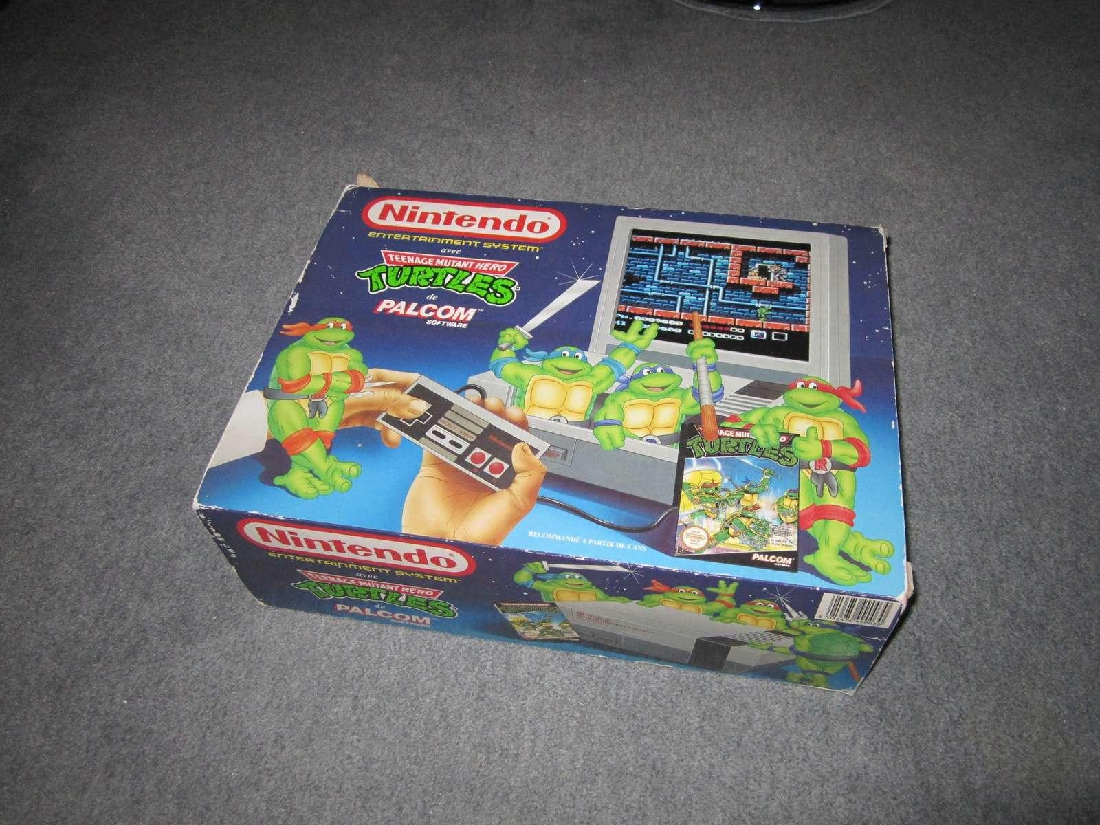 [ESTIM] - NES pack turtles + 3 jeux Img_2128