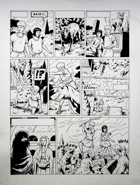 Le Serment du Gladiateur - Page 2 Alix210