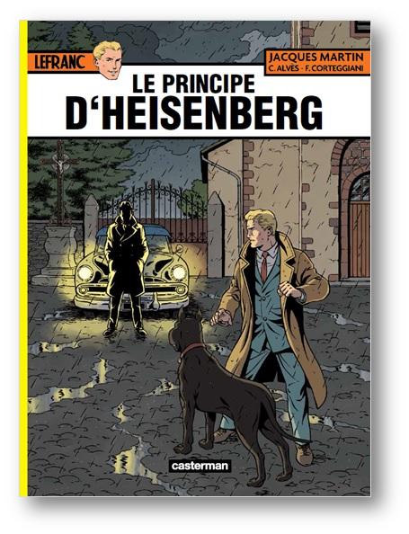 Le principe d'Heisenberg, par François Corteggiani et Christophe Alvès - Page 2 Lefran13