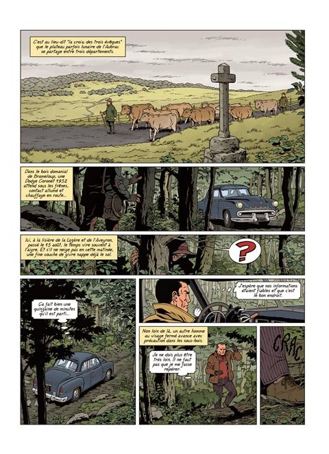 Le principe d'Heisenberg, par François Corteggiani et Christophe Alvès - Page 2 Lefran14