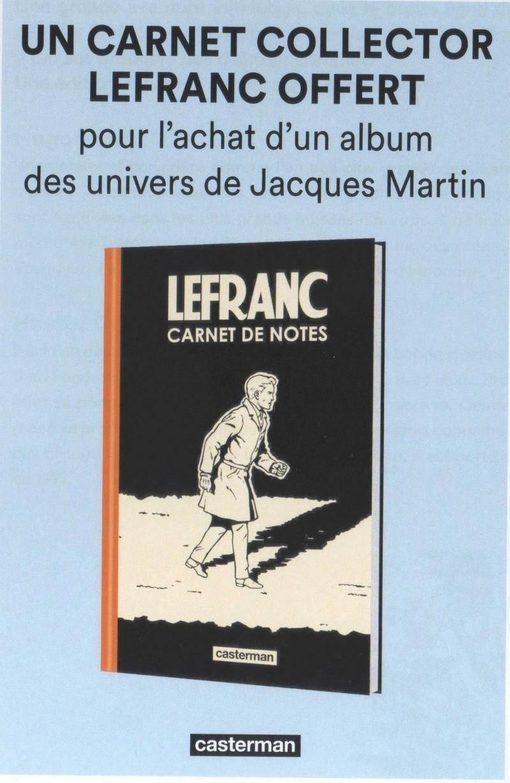 Jacques Martin et Casterman - Page 2 Lefran15