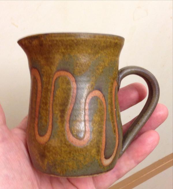 Martyn Gilchrist, Bembridge Pottery, Isle of Wight Bembri10