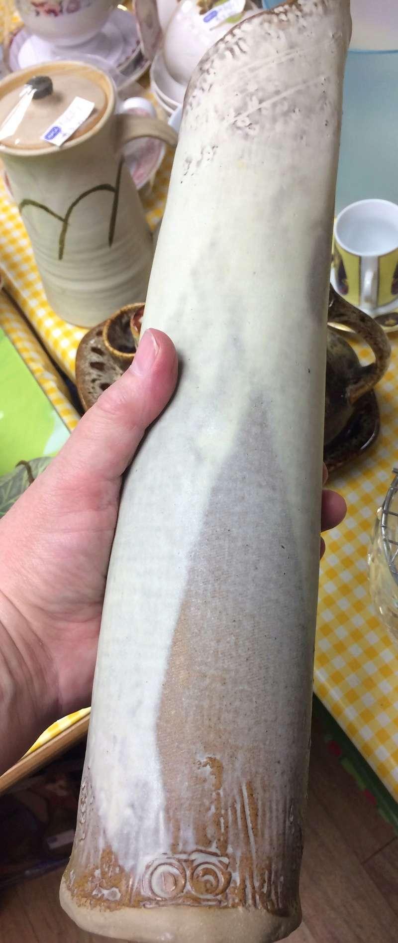 Slab rolled vase, Dorothy Stopes, Kentigern Pottery, St Asaph, Wales  Img_1114