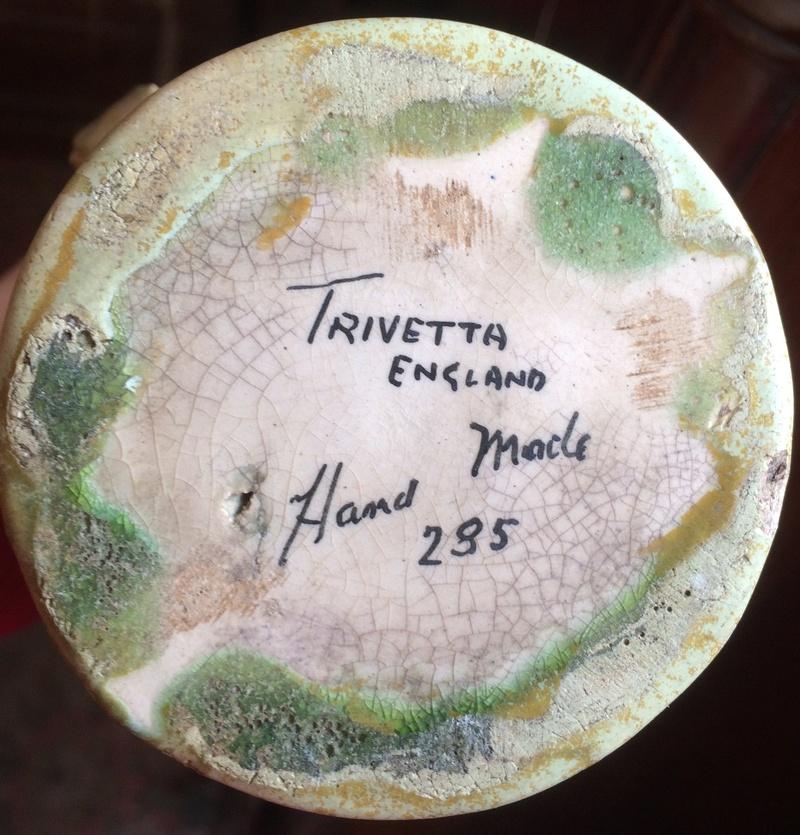 Trivetta Ware. William Oram Trivett. Img_1718