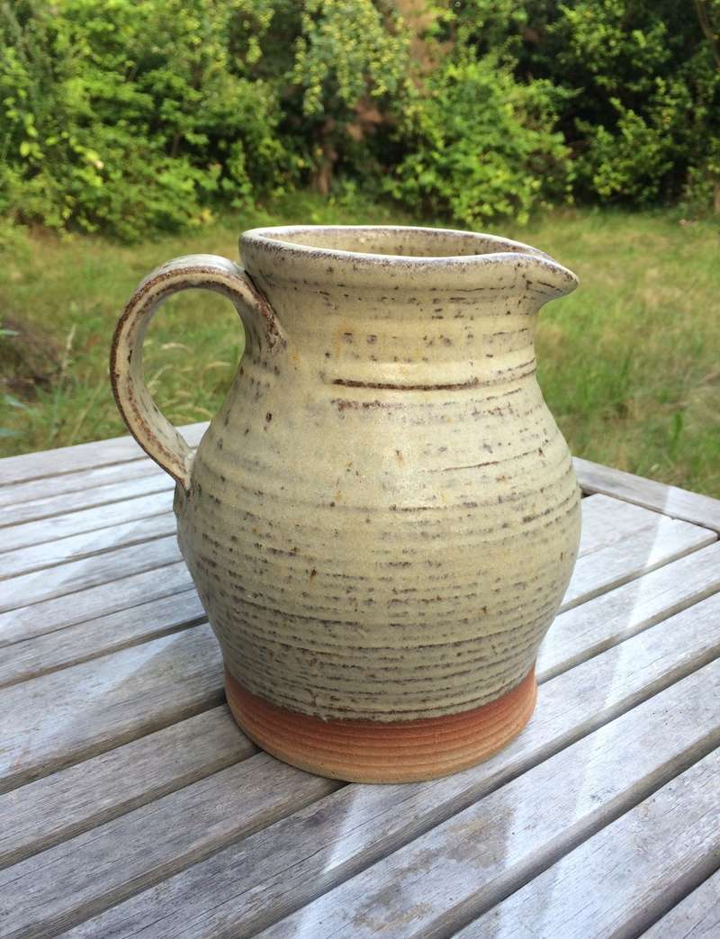 Rustic French Jug  Img_3316