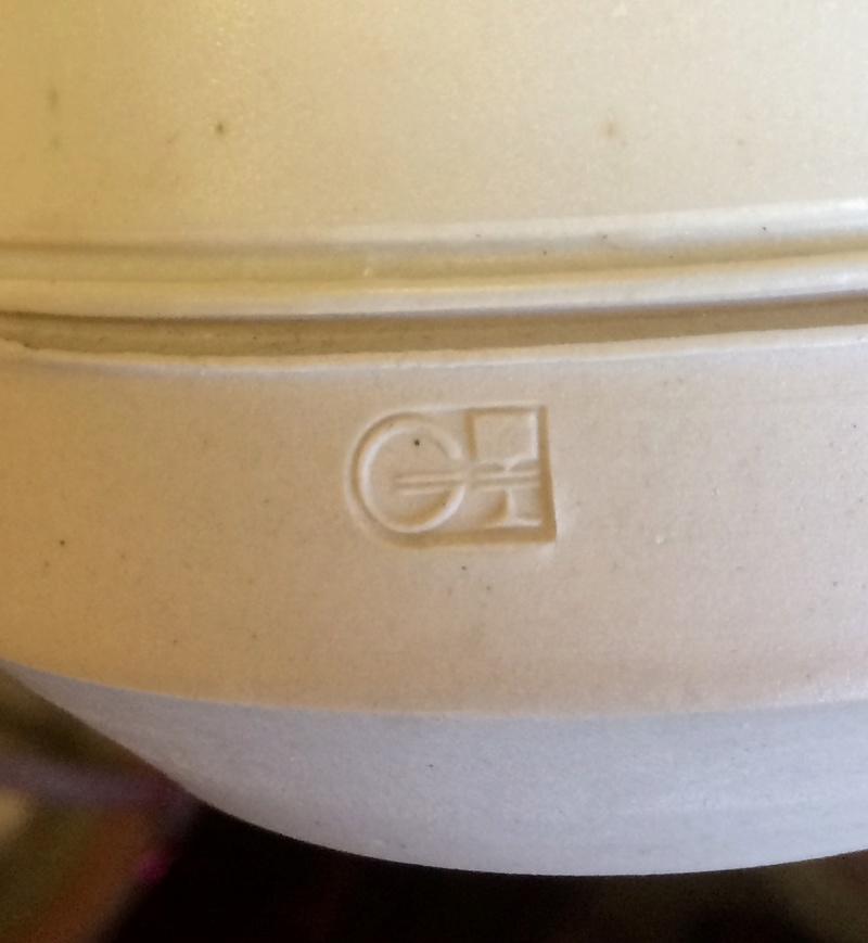 Victor Greenaway, Broomhill Pottery, Australia  Img_7710
